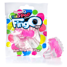 COLOR POP FING O TIP PINK