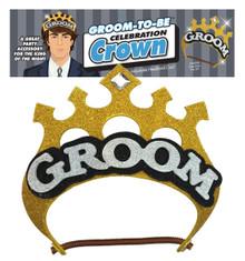 GROOM CROWN