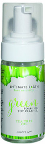 INTIMATE EARTH GREEN FOAMING TOY CLEANER 100ML