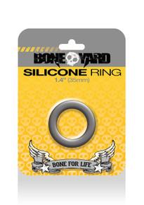 BONEYARD SILICONE RING 35MM GREY