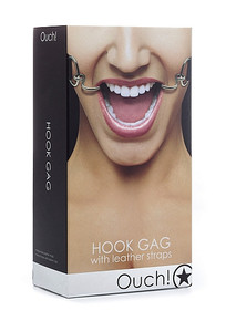 HOOK GAG BLACK