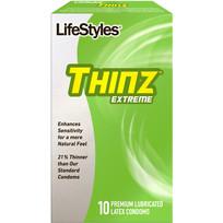 LIFESTYLES THINZ EXTREME 10 PK