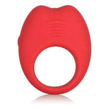 COLT COCK RING RECHARGEABLE SILICONE RED