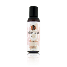 SLIQUID ORGANICS SENSATION 2 OZ