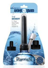 BONEYARD SKWERT 5 PC WATER BOTTLE DOUCHE ADAPTER KIT