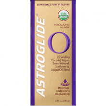 ASTROGLIDE O MASSAGE OIL 4 OZ