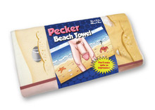 PECKER BEACH TOWEL