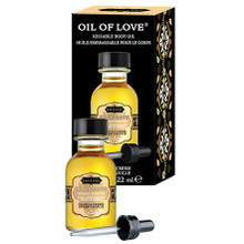 OIL OF LOVE VANILLA .75 OZ (NET)