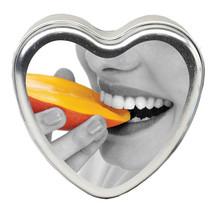CANDLE 3-IN-1 HEART EDIBLE MANGO MARGARITA 4.7 OZ