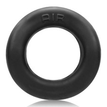 AIR AIRFLOW COCKRING OXBALLS SILICONE/TPR BLEND BLACK ICE