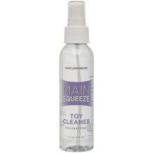 MAIN SQUEEZE TOY CLEANER 4 OZ