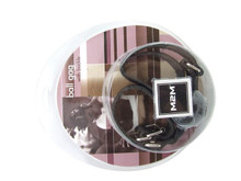 GAG LEATHER BALL BLACK