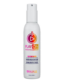 PLAY ON SILICONE 8 OZ