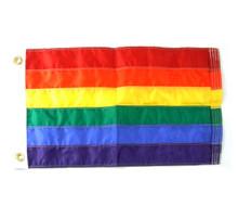 RAINBOW 2 X 3 FLAG