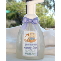 Foxhollow Herb Farm Foaming Hand Soap