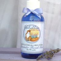 Foxhollow Herb Farm Face and Body Mists