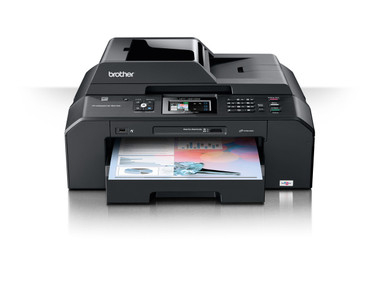 Brother MFCJ5910DW A3 Colour Inkjet Wireless Multifunction Printer