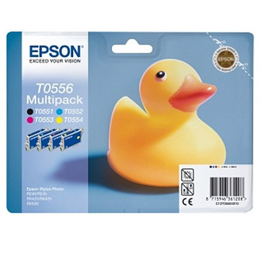 Epson T0551 STYLUS PHOTO Multipack Ink