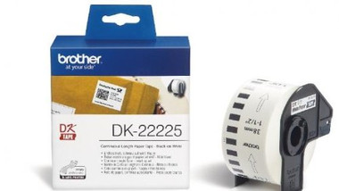 -Brother DK-22225 Continuous-Length Label 38mm (30.48m)