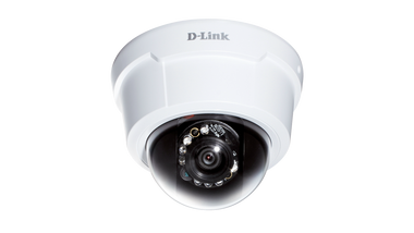 D-Link DCS-6113 Full HD PoE Day/Night Fixed Dome Network Camera