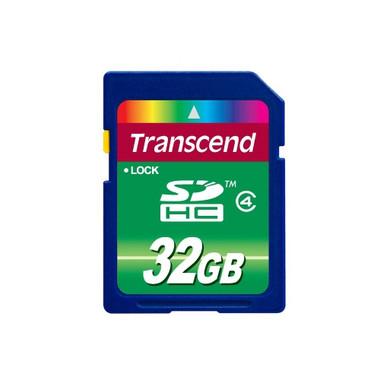 Transcend 32GB SDHC Class 4