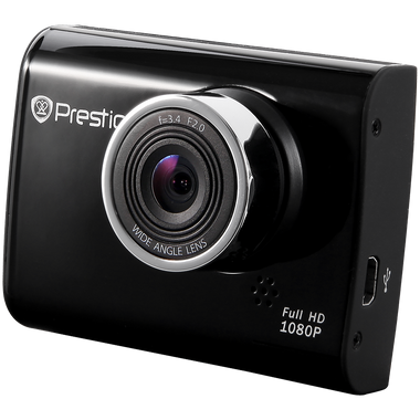 Prestigio RoadRunner 519 Car Video Recorder - Black