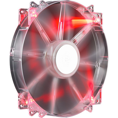 Cooler Master MegaFlow 200 LED Fan - Red