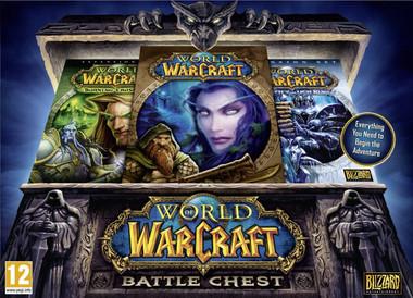 World of Warcraft Battle Chest - Blizzard Entertainment