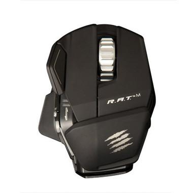 Mad Catz R.A.T.M Bluetooth Gaming Mouse - Matt Black