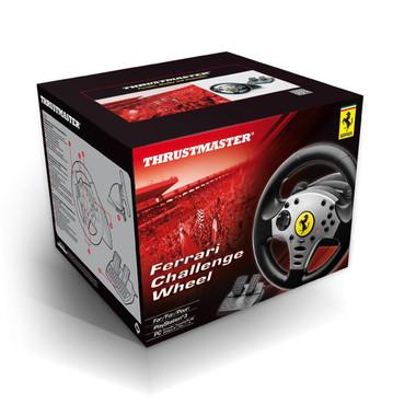 Thrustmaster Ferrari Challenge Wheel + Pedals