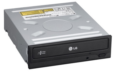 LG GH20S15 Internal Super-Multi SecurDisc™ DVD Rewriter