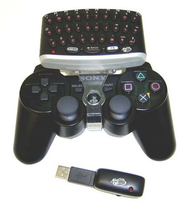 Mad Catz Wireless ThumbPad (PS3)
