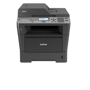-Brother DCP-8110DN Mono Laser A4 Multifunction Networked Duplex Printer (£75 Cashback or 2nd/3rd year warranty available until end of January 2015)