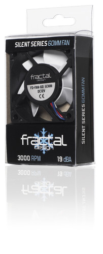 Fractal Design Silent Series 60mm Fan