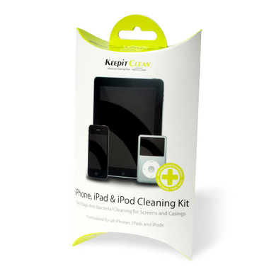 TechLink Keep IT Clean Tablet and Phone Cleaning Kit
