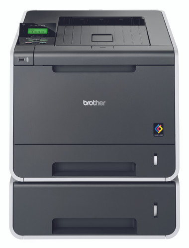 -Brother HL-4570CDWT High Speed Colour Laser Printer + Network, Extra Tray