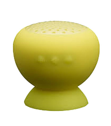 -Mobinote Mini Bluetooth Wireless Speaker - Yellow