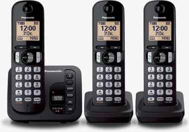 Panasonic KX-TGC223 Digital Cordless Answering System