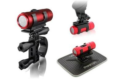 Prestigio Multirunner 710X 1080p Full HD Underwater Camera - (12MP, 4x Optical Zoom)