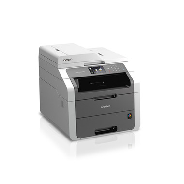 Brother DCP-9020CDW Multifunctional Colour Laser Printer (£50 Cashback or 2nd/3rd Year warranty available until the end of January 2015)