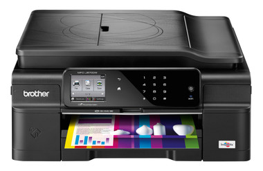 Brother MFC-J870DW All-in-One Inkjet Printer + Duplex, Fax, NFC and Wireless