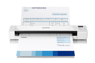 Brother DS-820W Portable Document Scanner + Wireless
