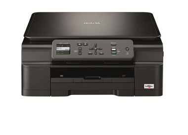 -Brother DCP-J152W A4 All-In-One Colour Multifunction Wireless Inkjet Printer