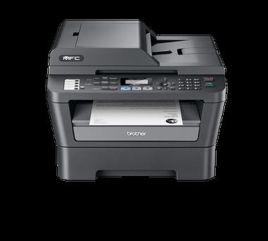 -Brother MFC7460DN Mono Laser Multifunction Printer with Auto Duplex