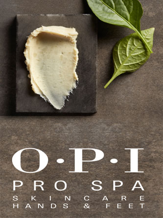 OPI Pro Spa Manicure and Pedicure products