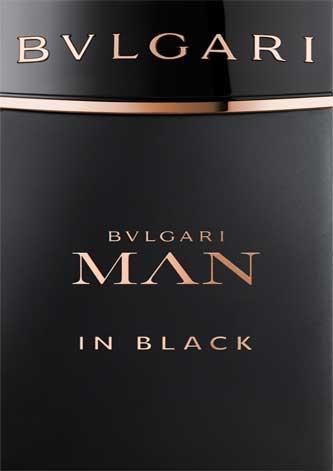 Bvlgari Man in Black fragrance