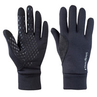 TrailHeads Men's Power Stretch Running Gloves
