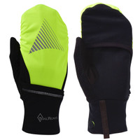 Convertible Running Gloves designed with men in mind but women will like these too!
