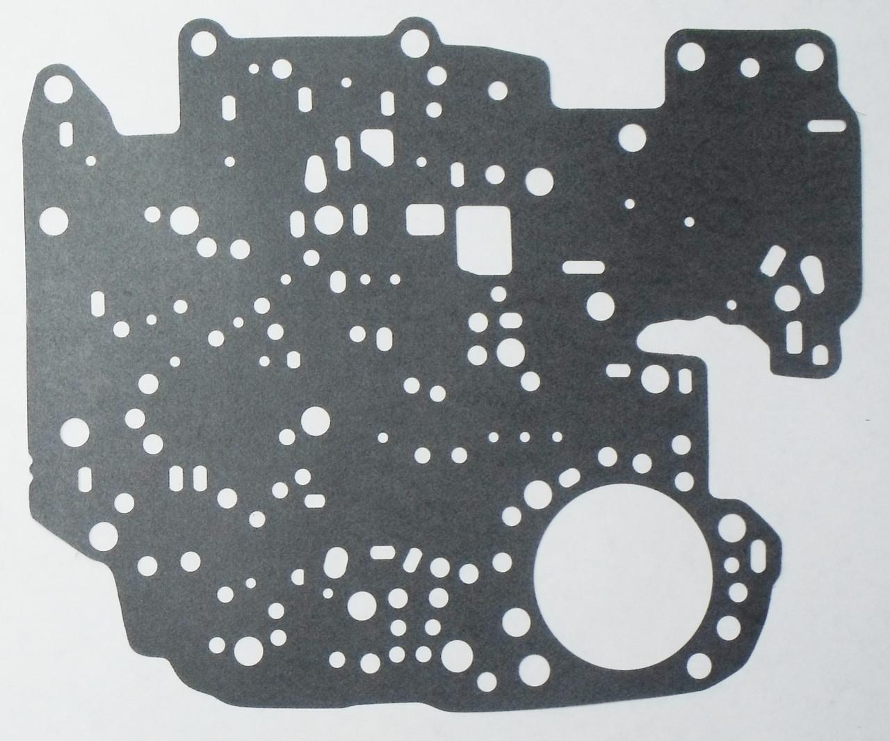 gasket valve body lower th350 350c 1980 1986. Black Bedroom Furniture Sets. Home Design Ideas