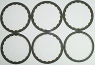 3-4 Clutch Friction Pack [Set of 6], 700R4/4L60E (1982-UP)